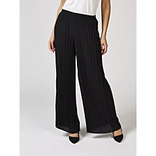 Andrew Yu Pleated Wide Leg Trousers