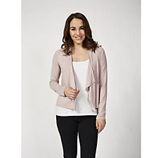 Betty & Co Waterfall Front Cardigan