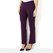 Kim & Co Milano Knit Fit & Flare Trouser