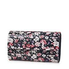 Butler & Wilson Flower Print Clutch Bag
