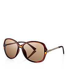 Loverocks Pave Crystal Sunglasses