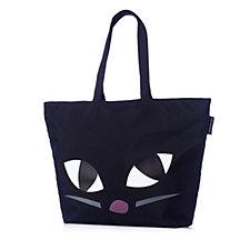 Lulu Guinness Luisa Kooky Cat Tote Bag