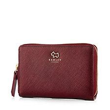 Radley London Ashby Road Medium Leather Zip Purse in Gift Box