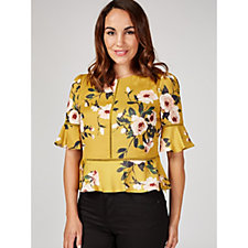 Phase Eight Hilary Floral Blouse