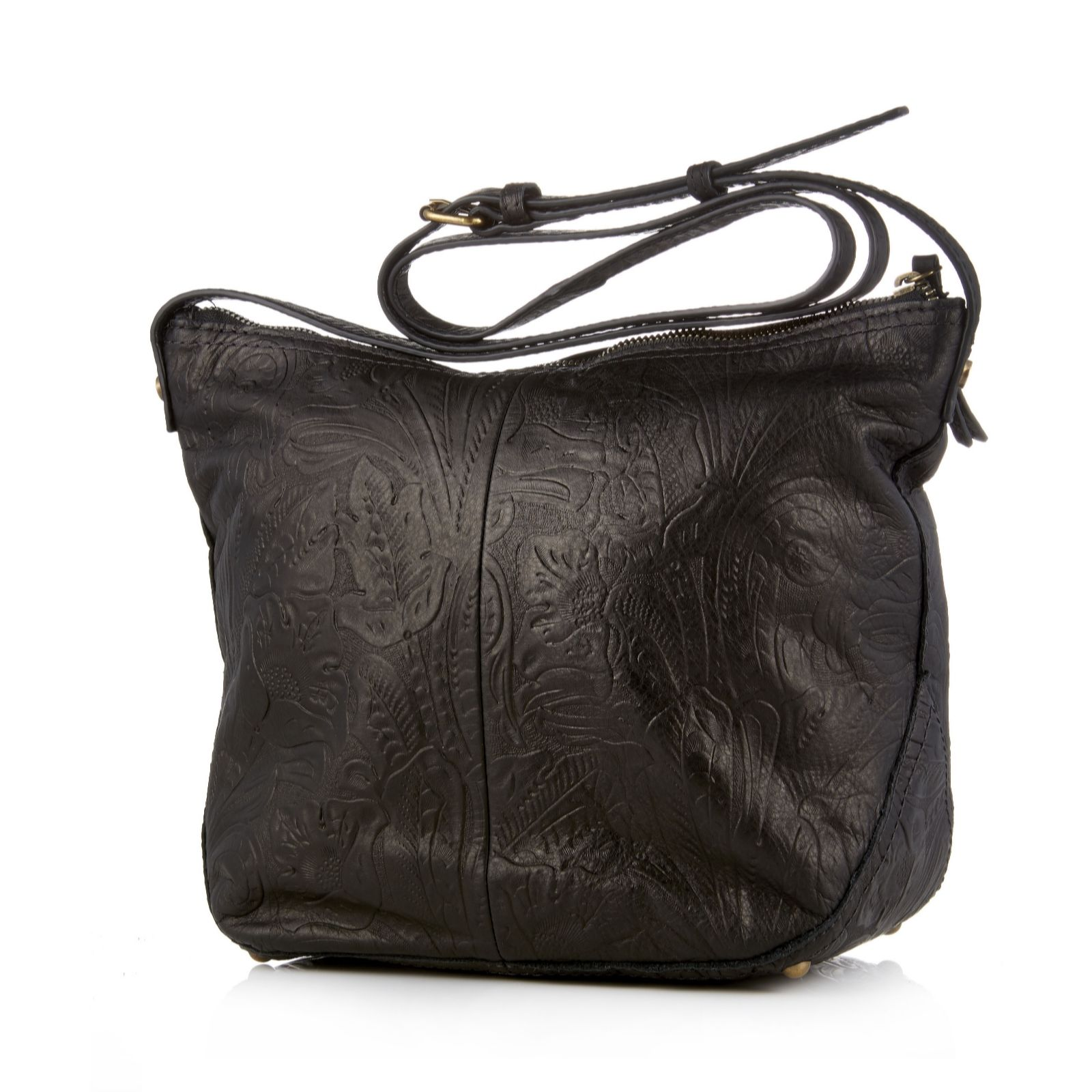 fa639e794 American Leather Dayton Crossbody Bag - QVC UK