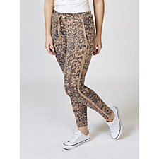 Cuddl Duds Comfortwear Side Seam Detail Trousers
