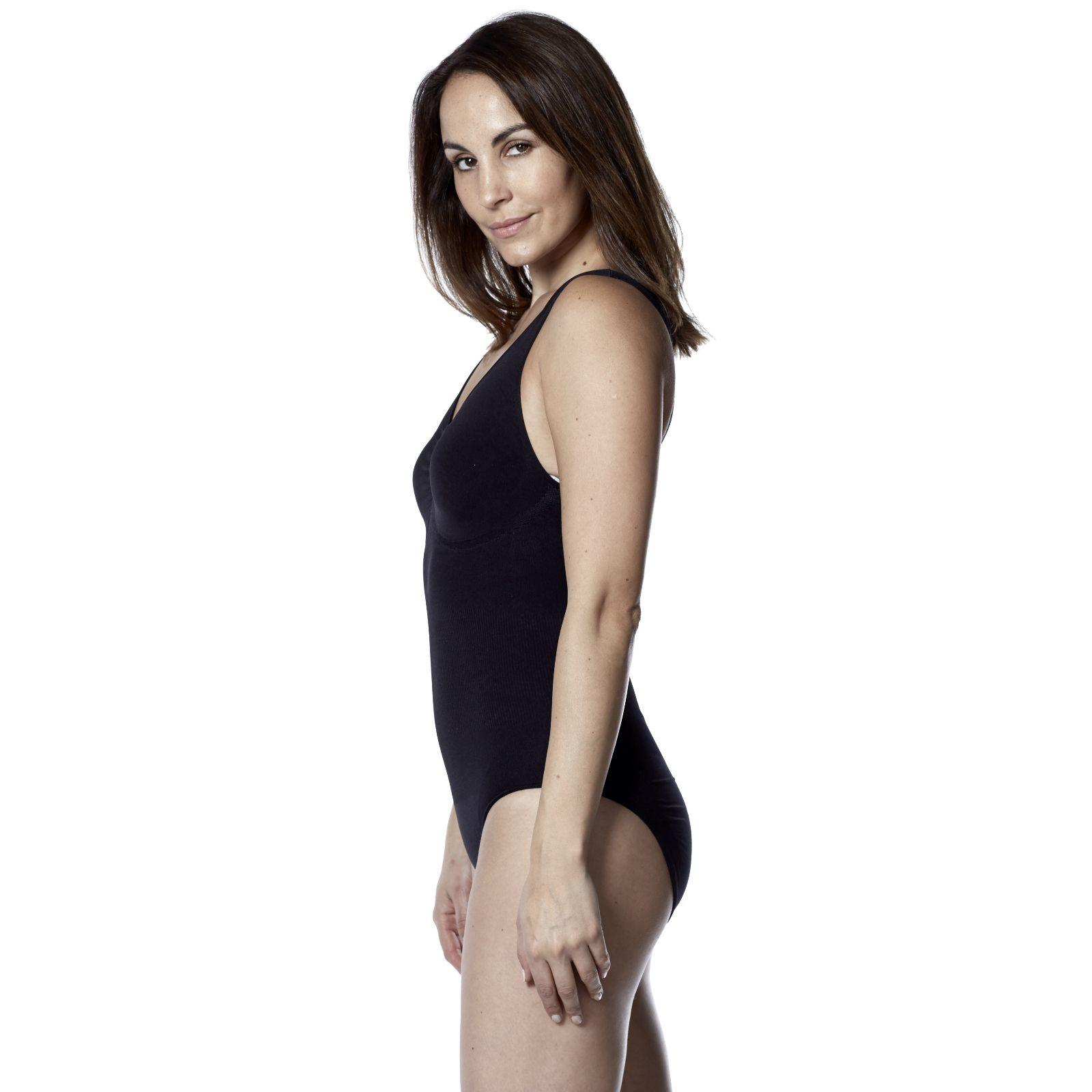 Shop For Cheap Vercella Vita Bodysuit Sandlewood Medium Control Size Large Women's Clothing Intimates & Sleep