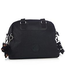 Kipling Xannie Premium Medium Dome Shoulder Bag with Crossbody Strap