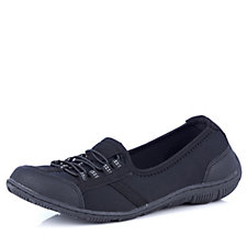 Adesso Slip On Casual Shoe with Bungee Detail