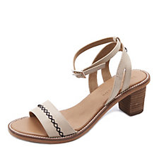 Emu Shana Leather Heeled Sandal
