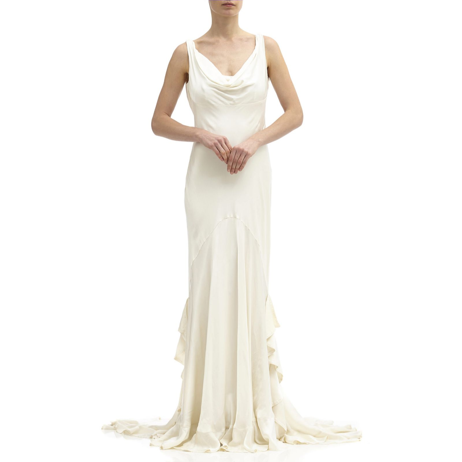 Wedding Gowns London: Ghost London Willow Satin Wedding Dress