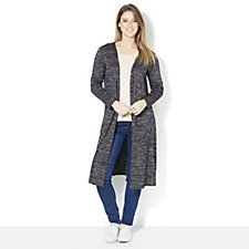 Chelsea Muse by Christopher Fink Hacci Knit Duster