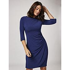 Ruth Langsford Mock Wrap Dress
