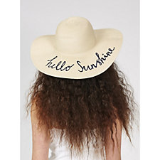 Joules Embroidered Sun Hat