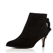 6320d1e0ded0 Moda in Pelle Pendia Ankle Boot w  Tie Back