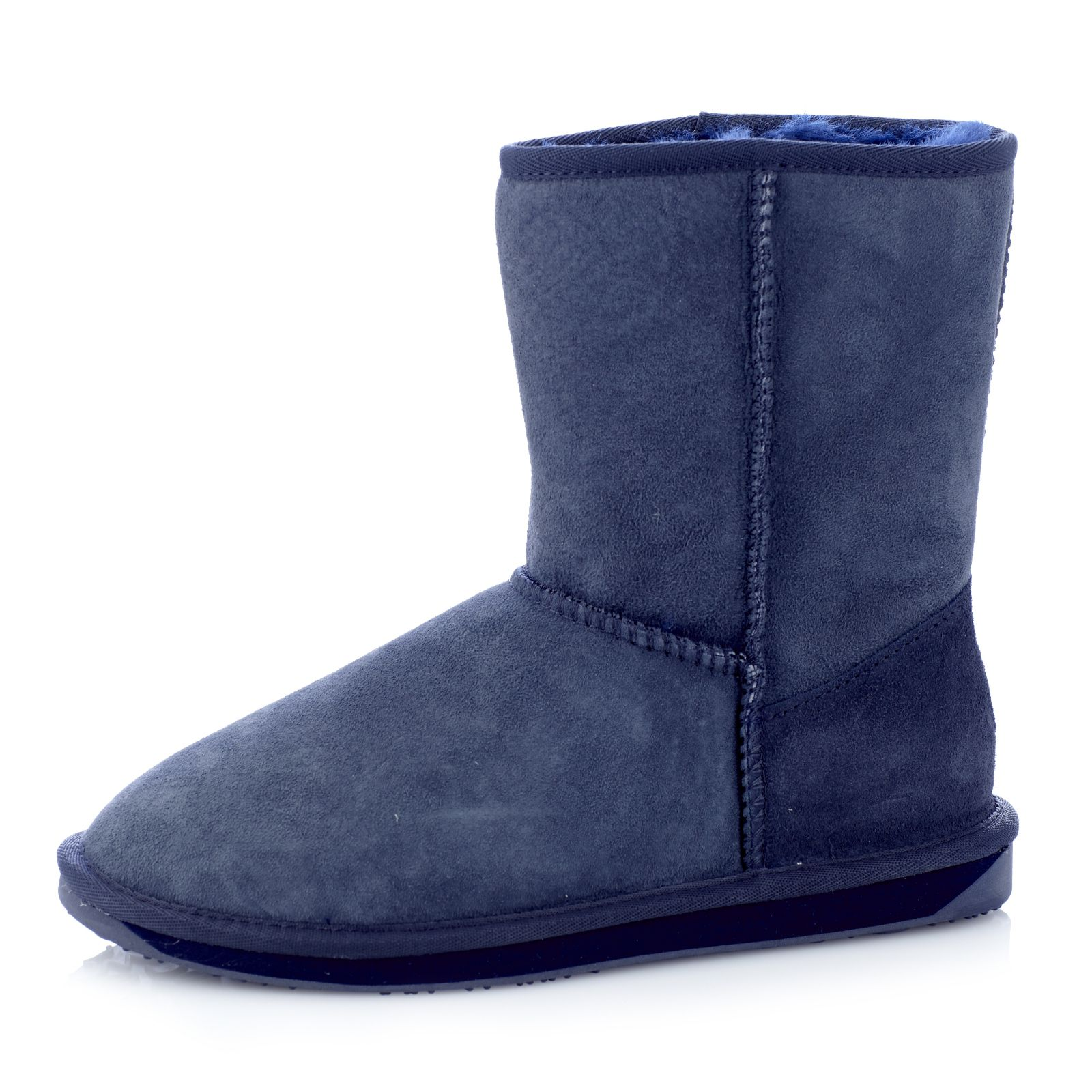 219ca126497 Emu Stinger Lo Water Resistant Sheepskin Boot - Page 1 - QVC UK