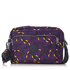Kipling Brac Zip Top Small Handbag with Front Zip Pouch