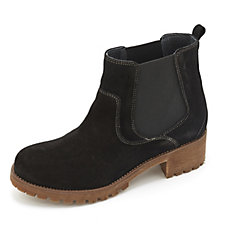 Adesso Anna Suede Ankle Boot