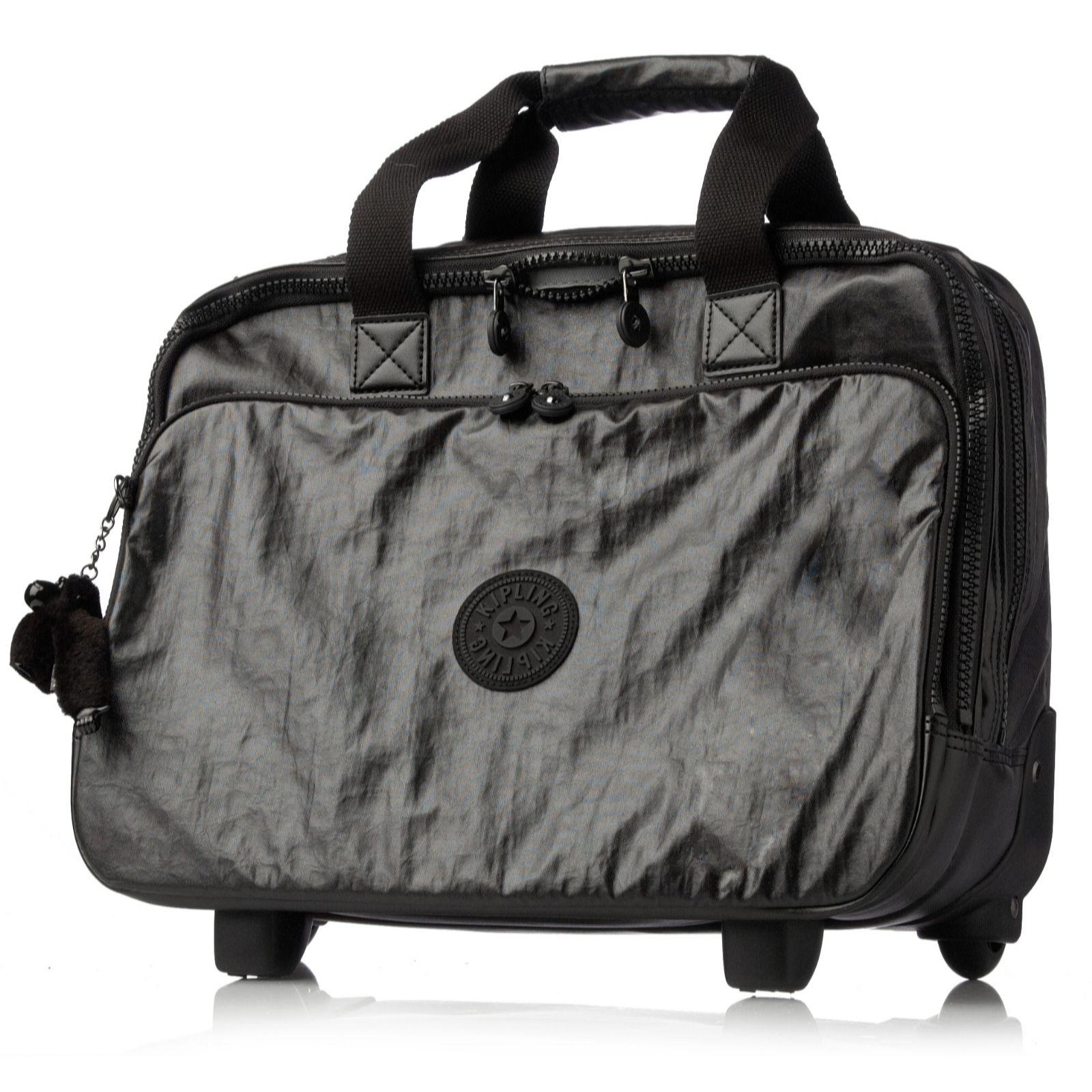 ce21510b90 Kipling Ceroc Wheeled Working Bag - QVC UK