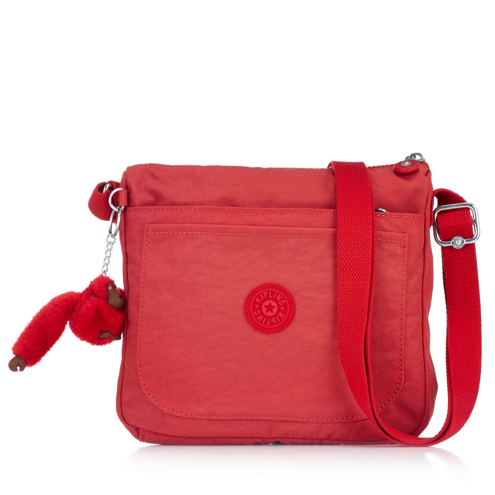 e45c7af3f8a6a Kipling Ella Small Crossbody Bag - QVC UK