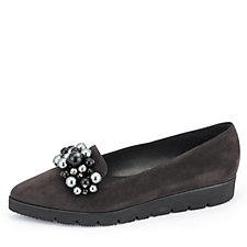 Peter Kaiser Cremara Beaded Detail Loafer