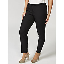 Betty & Co Elasticated Gather Detail Trousers