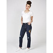 Du Jour Skinny Ankle Jeans