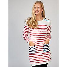 Joe Browns Nautical Stripe Jumper Dress