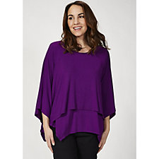 Join Clothes Double Layered Top