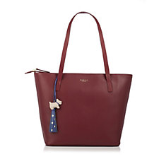 Radley London De Beauvoir In The Stars Large Leather Tote Bag