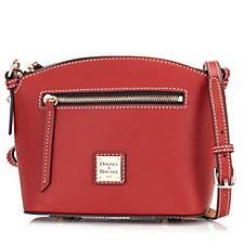 Dooney & Bourke Beacon Domed Leather Crossbody Bag