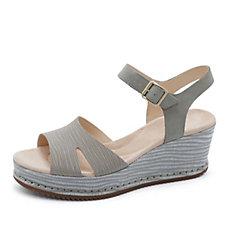 Clarks Akilah Eden  Strappy Sandal Standard Fit