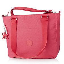 Kipling Ory Premium Large Zip Top Handbag with Detachable Strap