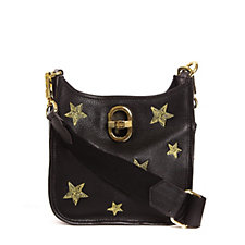 Aimee Kestenberg Starry Night Leather Crossbody Bag