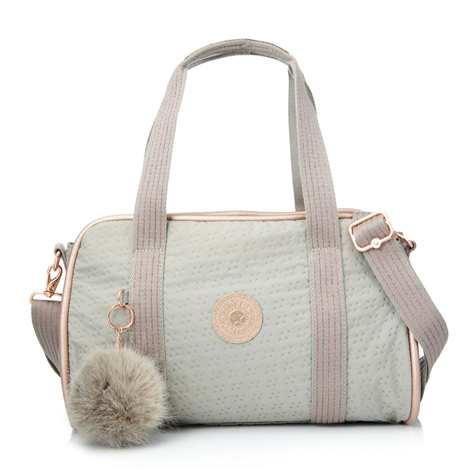 14f8e4510560 Kipling Sinala Premium Medium Shoulder Bag - QVC UK