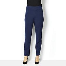 Kim & Co Milano Knit Narrow Leg Trousers