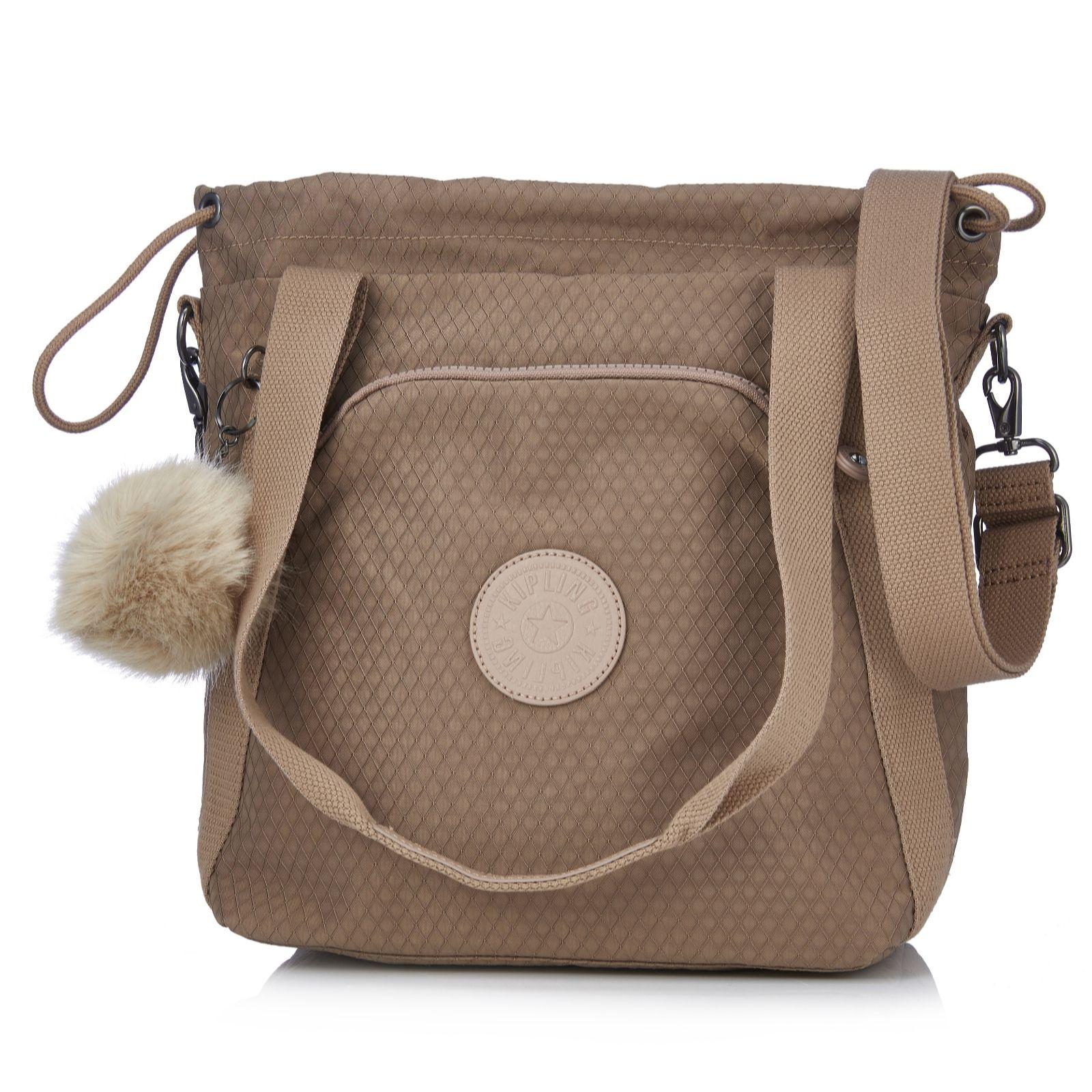 b091c24ed48 Kipling Nillad Premium Large Shoulder Bag - QVC UK