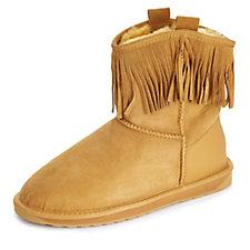 Emu Originals Collection Glaziers Water Resistant Sheepskin Boots