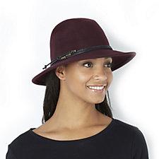 Pia Rossini Cameron Fedora Hat