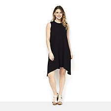 ModernSoul Loungewear Sleeveless Swing Dress