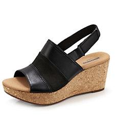 1c8511153583 Clarks Annadel Janis Wedge Sandal Standard Fit