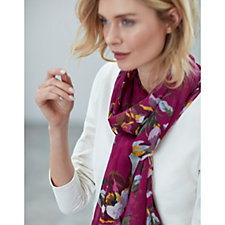 Joules Wensley Printed Woven Scarf