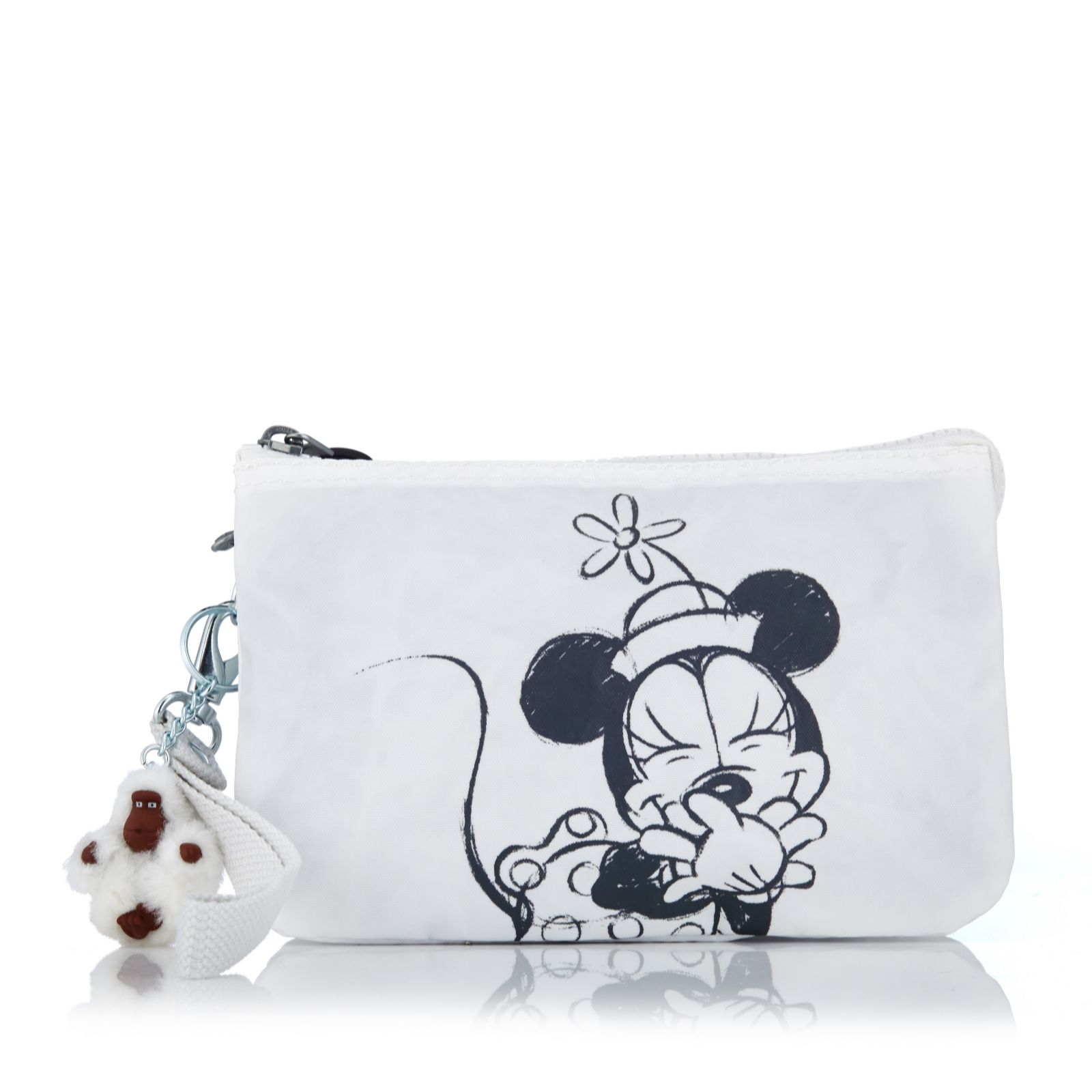 9932f9af49 Kipling Disney Mickey Creativity XL Pouch - QVC UK