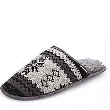 Muk Luks Men's Knit Gavin Slippers