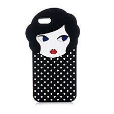 Lulu Guinness Doll Face iPhone 6 Case