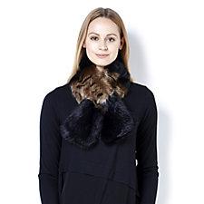 Pia Rossini Tatiana Faux Fur Collar