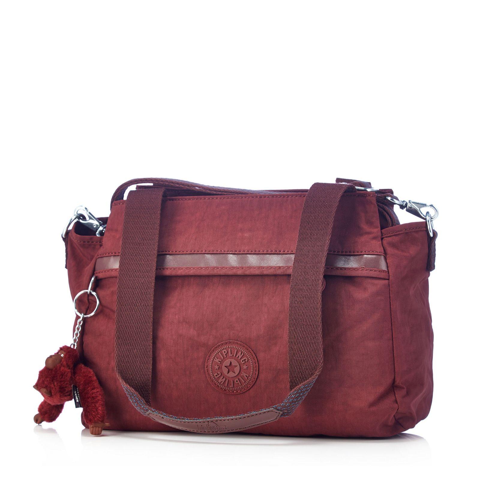 aea20887e3 Kipling Neila Medium Shoulder Bag - QVC UK