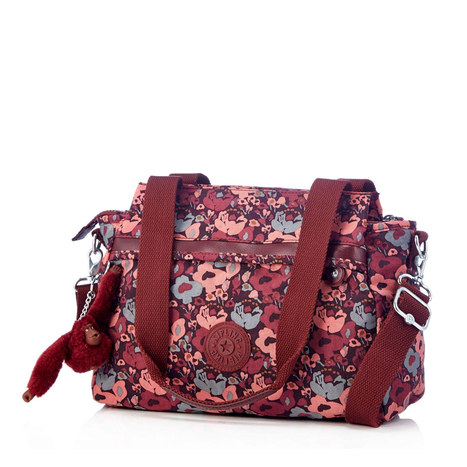c794e24225a0 Kipling Neila Medium Shoulder Bag - QVC UK