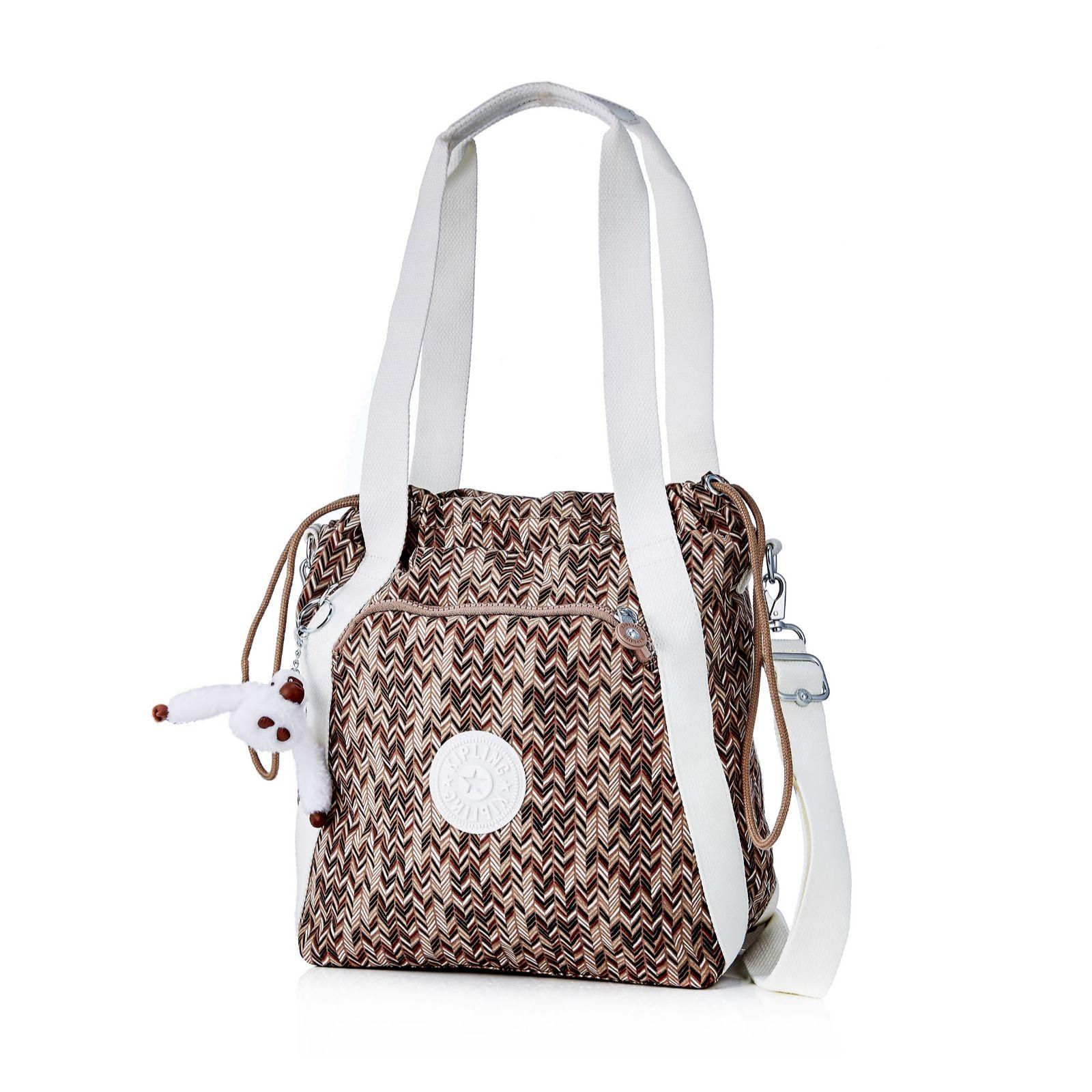 Kipling Nillad Large Shoulder Bag - QVC UK fc9015912e381
