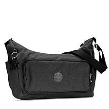 Kipling Delisse Embossed Medium Zip Top Bag with Zip Pockets